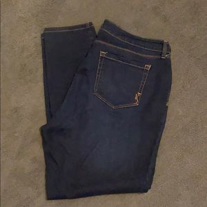 Style & Co skinny jeans with comfort stretch